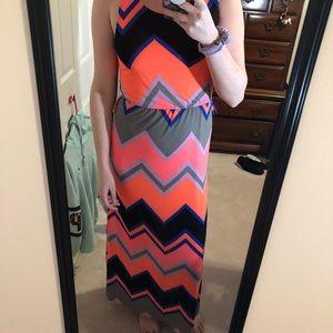 RUE 21 maxi dress